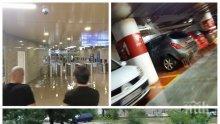 ЕКСКЛУЗИВНО В ПИК! Още страшни кадри от зверския порой в София! Столичани споделят патилата си от потопа (СНИМКИ)