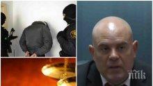 ГОРЕЩО В ПИК TV! Спецпрокуратурата разби две мощни престъпни групировки