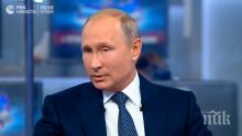 Лов на вещици - Путин искал да разбие НАТО
