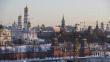 УЖАС В МОСКВА! Такси се вряза в пешеходци, има ранени