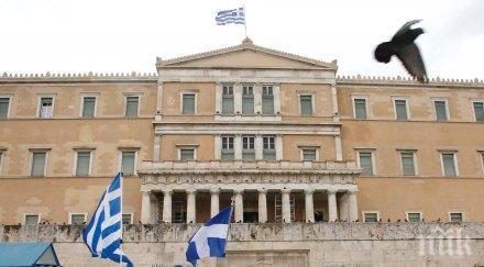 Правителството на Гърция оцеля при вота на недоверие