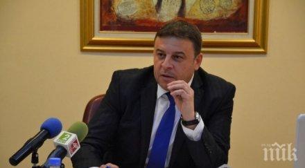 Атанас Камбитов е кандидатът на ГЕРБ за кмет на Благоевград
