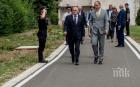 Парламентарната комисия по вътрешна сигурност проведе изнесено заседание в Академията на МВР