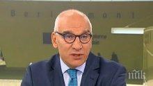 ПОЗИЦИЯ! Левон Хампарцумян против обявяването на личен фалит