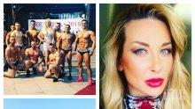 ЕКСКЛУЗИВНО! Мегаскандал с мъжа на новоизлюпената булка Антония Петрова в клуба на депутатката Лечева