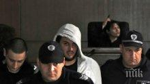 УБИЙСТВОТО В БОРИСОВАТА ГРАДИНА: Йоан Матев отново в съдебна зала