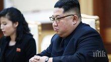 Ким Чен Ун на посещение в Китай