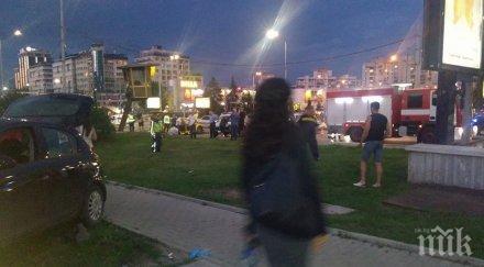 САМО В ПИК! Брутални СНИМКИ от кървавото меле в София