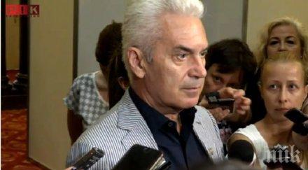 ПЪРВО В ПИК TV! Волен Сидеров с изненадваща подкрепа за Нинова за ваканцията на депутатите (ОБНОВЕНА)