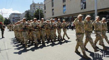 Изпращат 36-ия контингент на Българската армия за мисията на НАТО в Афганистан