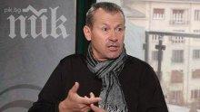Майкъла: Преговаряме с Миланич, но аз искам Стоичков