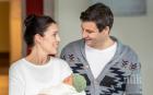 Премиерът на Нова Зеландия показа новородената си дъщеря