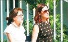 """САМО В ПИК И """"РЕТРО! Ани Цолова излезе от нелегалност, стана шаферка на бившата си шефка (СНИМКИ)"""
