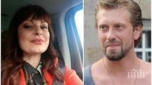 """САМО В ПИК И """"РЕТРО""""! 4 години Мариана Векилска кръшкала на мъжа си с Врачански"""