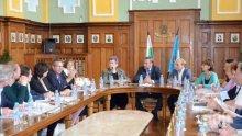 Официална делегация от Щутгарт посети Пловдив