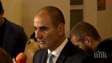Цветан Цветанов ще участва в кръгла маса за сигурността на Западните Балкани в Лондон