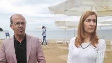 """ИЗНЕНАДВАЩО! Николина Ангелова с неочаквана проверка на плаж """"Перла"""" заради скандала с изгонените летовници"""