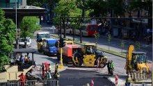 Ремонт! Асфалтират ключов булевард в Пловдив