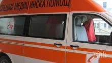 Автобус премаза шофьора си край Александровската гробница в Хасково (СНИМКИ 18+)