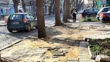 В Пловдив: 13 фирми искат 12-те милиона за улични ремонти