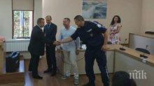 С модерна техника полицията в Созопол лови дрогирани шофьори