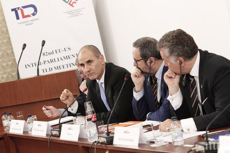 Цветанов: По време на своето председателство България отново постави Западните Балкани във фокуса на Европа