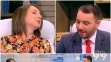 ПАЛАВНИК! Антон Хекимян сваля красива докторка в ефир