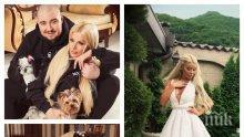 ЕКСКЛУЗИВНО В ПИК! Светлана Василева и Християн Гущеров сключиха брак! ПЪРВИ СНИМКИ от бутиковото тържество