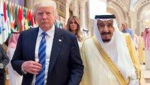 Саудитският крал и Тръмп обсъдили увеличевие на производството на петрол