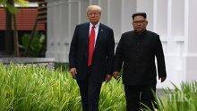 От Белия дом отказаха коментар за възможна среща между Доналд Тръмп и Ким Чен Ун в Ню Йорк