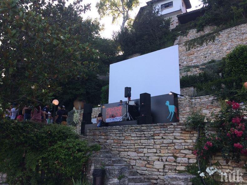 Скандал с Двореца помрачи кинофестивала в Балчик
