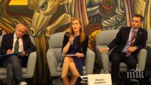 Министър Ангелкова с важна новина - китайските туристи ще нарастват с по 5% всяка година до 2023 г.