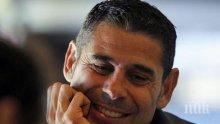 Фернандо Йеро напусна поста на спортен директор на националния отбор на Испания