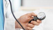 Ето какво кръвно трябва да имате според възрастта (ГРАФИКА)