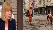 ВАЖНО! Фандъкова разкри кога и къде ще има ремонти в София