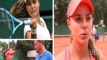 """Първата тенис ракета на България Виктория Томова за пробива си на """"Уимбълдън"""", пътя към успеха и тежките момента на и извън корта"""