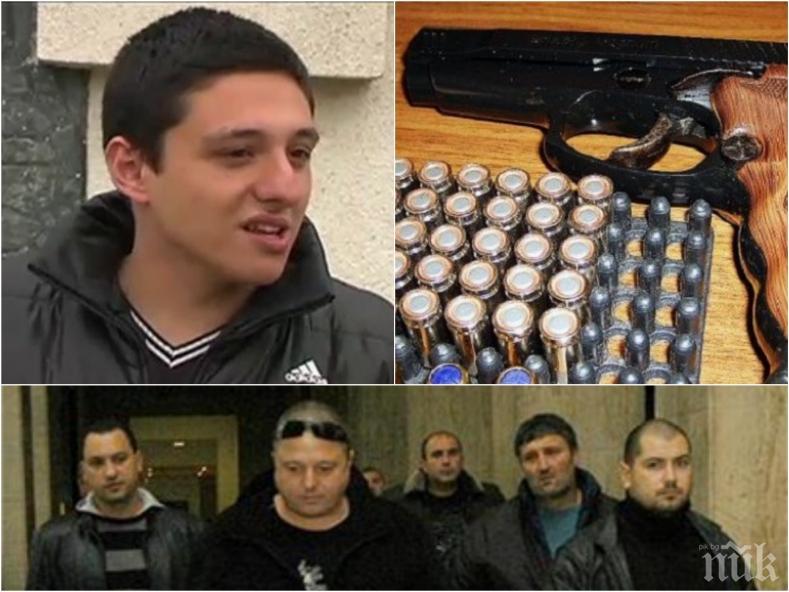 ИЗВЪНРЕДНО! Синът на Йоско Костинбродския се закани люто: Ще очистя до един враговете на татко!