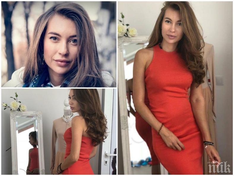 ЩАСТИЕ! Още една синоптичка забременя - Никол Станкулова позира гордо с наедряващо коремче