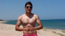 АВАНТЮРИСТ! Владо Карамазов се върна към дайвинга! Търси съкровища на потънали кораби край Созопол