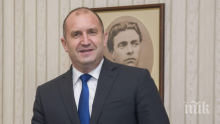 Румен Радев ще води българската делегация на Срещата на върха на НАТО