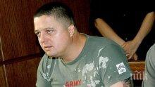 Йоско Костинбродския стана дядо за втори път! Бащата Иван посрещна радостната новина с белезници