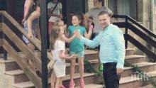 Децата към Илиан Тодоров: Запазете вярата си в доброто и я предавайте на всички