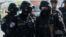 Над 3000 полицаи и военни са мобилизирани в Брюксел за срещата на върха на НАТО