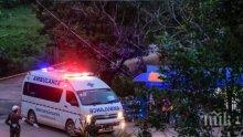 ИЗВЪНРЕДНО! Подновиха спасителната операция в Тайланд! Вадят наведнъж последните 4 деца и треньора им (НА ЖИВО)