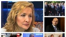САМО В ПИК TV! Проф. Антоанета Христова разкрива цъка ли бомба в редиците на патриотите, защо Радев обстрелва Борисов и как да спрем убийците по пътищата (ОБНОВЕНА)
