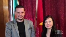 Областният управител на Софийска област Илиан Тодоров се срещна с посланика на Виетнам