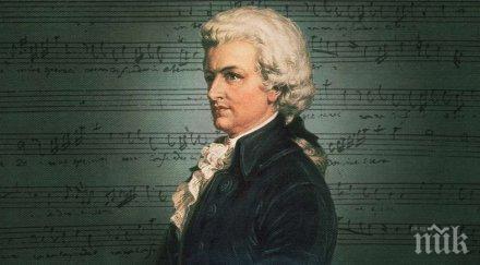 МУЗИКОТЕРАПИЯ! Спасяват бебета с произведения на Моцарт