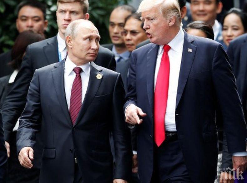 """Тръмп определи като неприемлив потока от """"тръбопроводни долари"""" през европейските граници към Русия"""