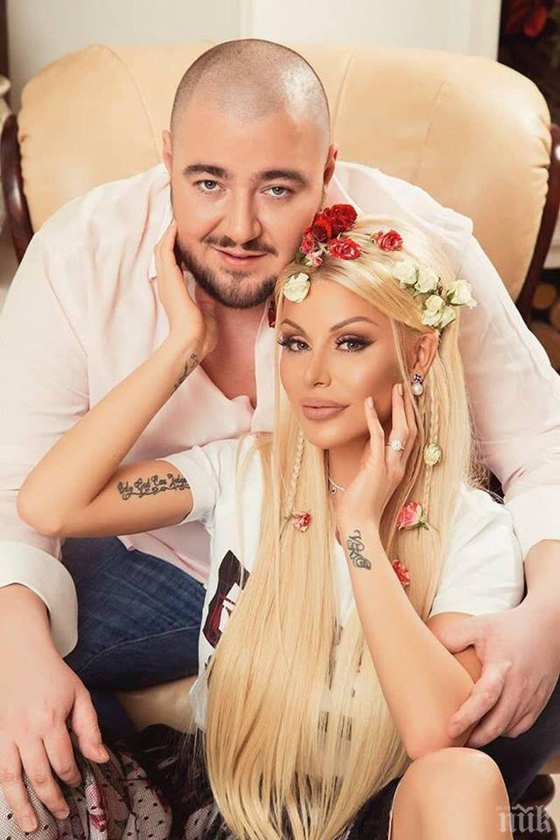 ЦЪР-ПЪР! Светлана готви сръбска скара на Гущеров (СНИМКА)