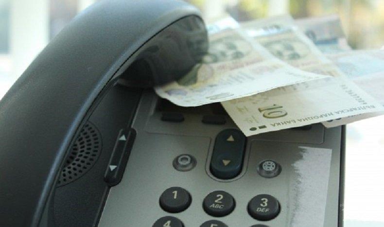 БЕЛЕЗНИЦИ! Арестуваха жена - врътнала телефонни измами за почти 50 бона